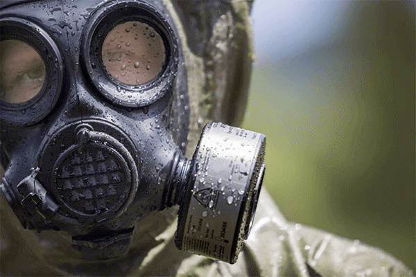 Filters for Gas Masks
