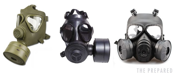Filters that are CBRN or NBC