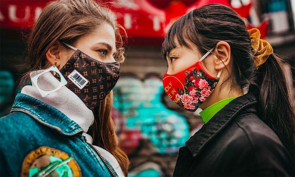 Masks Became a Fashion
