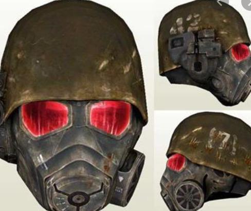NCR Ranger Helmets
