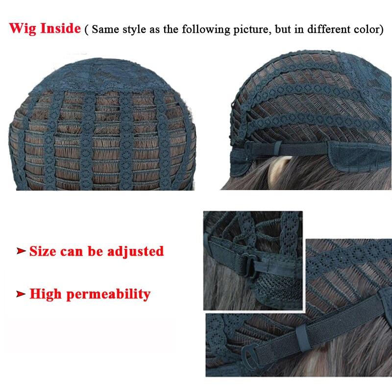 The Legend of Zelda Breath of the Wild Link Short Ponytail Wig Cosplay Costume Heat Resistant Synthetic Hair Men Women Wigs 6