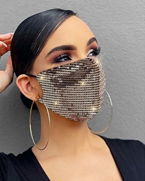 Adulto cara Maskswashable de algodón ajustable ciclismo mascarillas tejido reusable facemaks filtros cosplay 1
