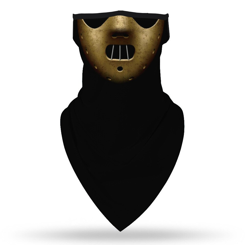 Halloween The Nightmare Before Christmas Killers Motorcycle Cycling Neck Scarf Masks Bandana Headband Cosplay Balaclava 5