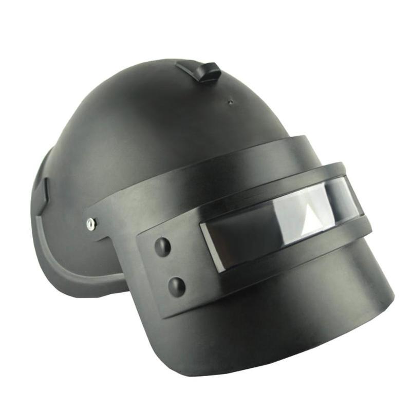 Cool Game PUBG Level 3 Helmet Cosplay Props Head Adult Women Men Cap Cosplay Equipment Helmet Party Gift Fashion 2020 Helmet Hat 3