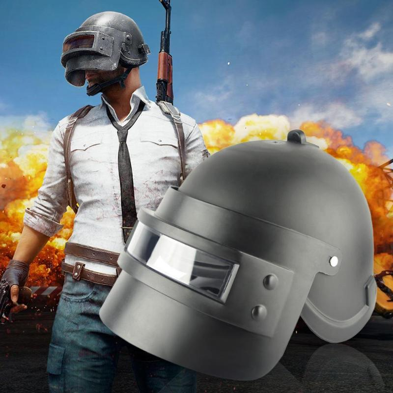 Cool Game PUBG Level 3 Helmet Cosplay Props Head Adult Women Men Cap Cosplay Equipment Helmet Party Gift Fashion 2020 Helmet Hat 2