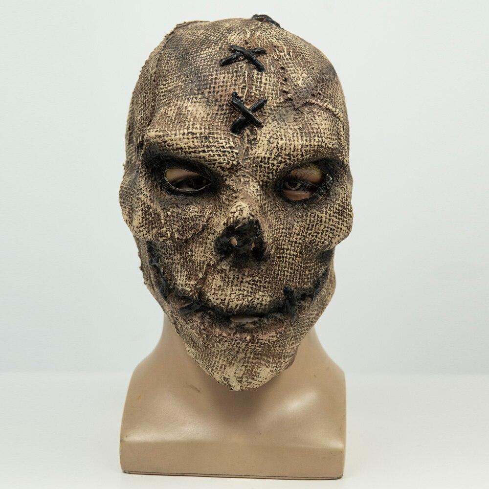 Horror Killer Skull Mask Cosplay Scary Skeleton Latex Masks Helmet Halloween Party Costume Props 4