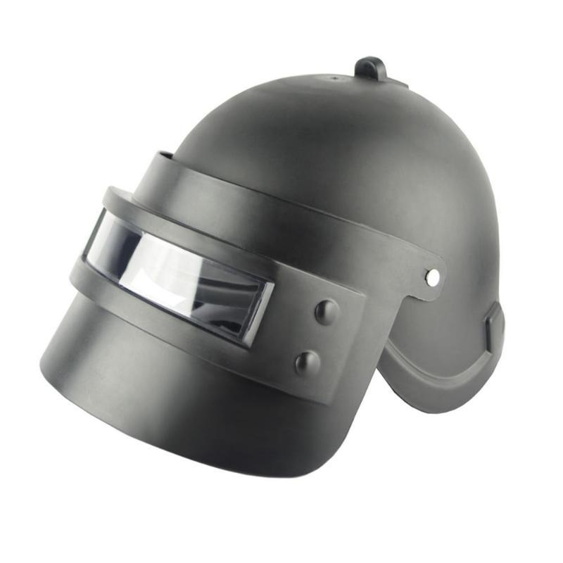 Cool Game PUBG Level 3 Helmet Cosplay Props Head Adult Women Men Cap Cosplay Equipment Helmet Party Gift Fashion 2020 Helmet Hat 1